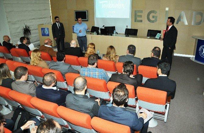 Egiad Melekleri İle Girişimci Ve Yatırımcılar Buluştu
