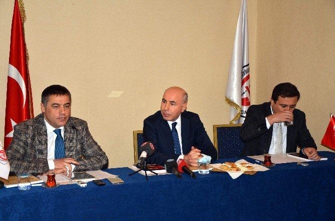 Esiad Yeni Anayasa İçin 18 Nisan'da Toplanıyor