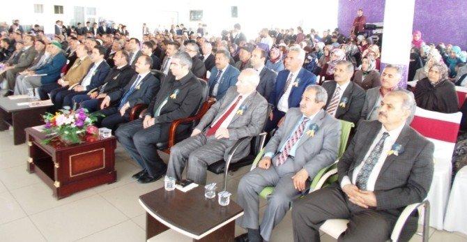 Erciş'te Kutlu Doğum Haftası Etkinliği