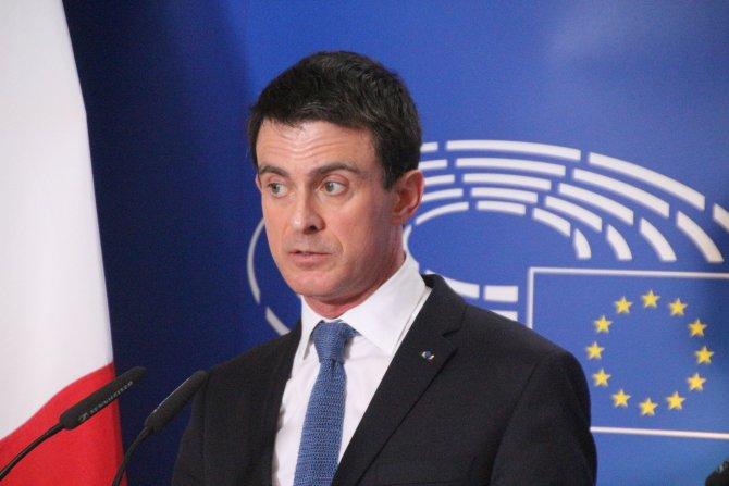 Fransa Başbakanı Valls: Mülteci krizine Türkiye ile birlikte çözümler bulmalıyız
