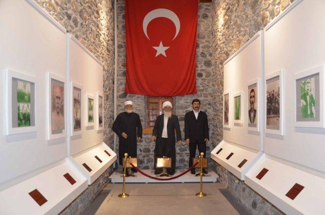 Sigorta Acenteleri Derneği üyeleri Dörtyol İlk Kurşun Müzesini gezdi