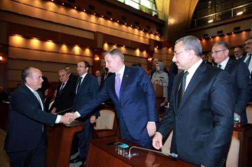 İBB Meclisi'nde seçim heyecanı