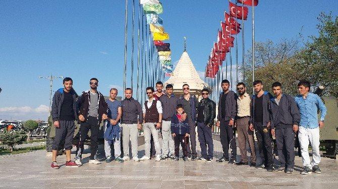 Kafkas Üniversitesi Muay Thai Ekibi Türkiye Şampiyonası Yolunda