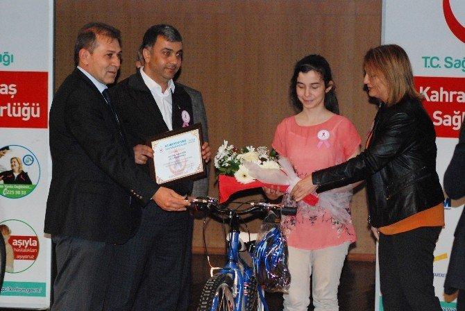 Kahramanmaraş'ta Kompozisyon Yarışması Sonuçlandı