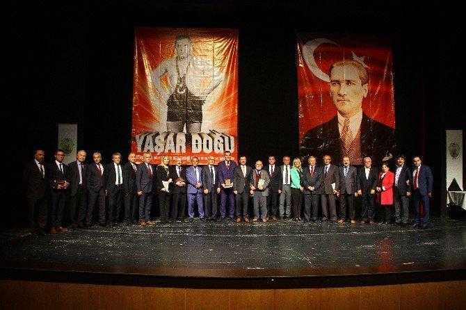 Yaşar Doğu Spor Ödülleri Sahiplerini Buldu