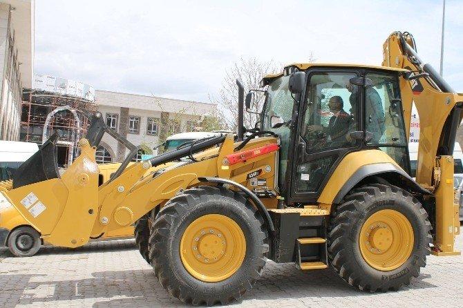 Bünyan Belediyesi Araç Filosunu Güçlendiriyor