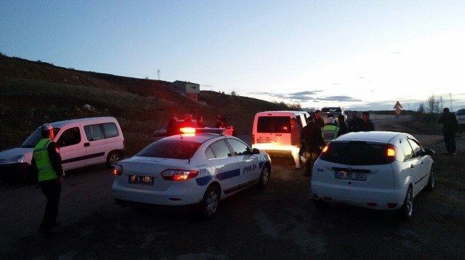 Kayseri'de Patlama Sesi Polisi Alarma Geçirdi