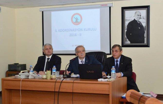 Vali Şentürk: 211 projeye 148,7 milyon lira ödenek ayrıldı