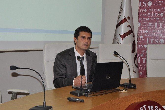 İtso Üyelerine Kobigel Destek Programı Tanıtıldı