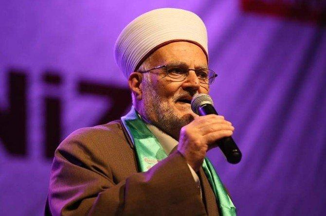 Kudüs Eski Müftüsü Şeyh İkrime Sabri: Bizleri Osmanlı Torunları Kurtaracak