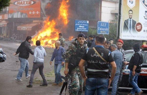 Filistinli Lidere Lübnan'da Suikast