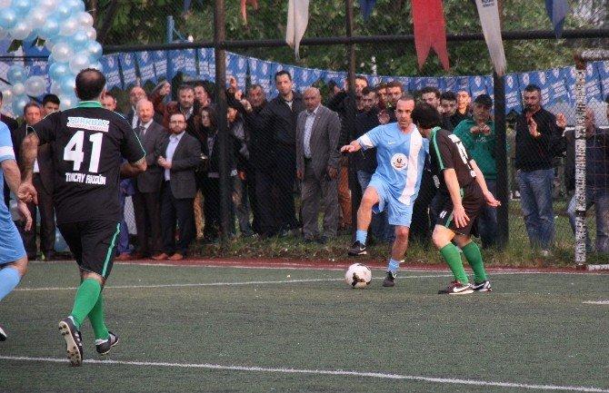 Futbolun Şöhretleri Kocaeli'de Sahaya Çıktı