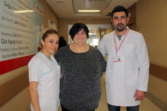İstanbul'dan Elazığ'a Geldi, Tüp Midesi Ameliyatı Oldu