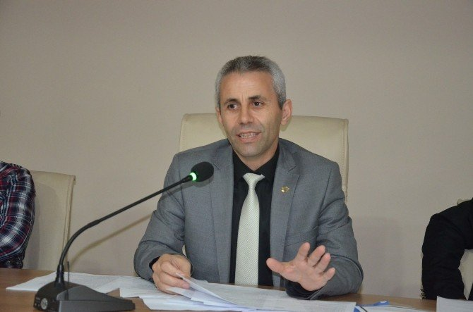 Fatsa'da Kırsal Kalkınma Destekleri Toplantısı