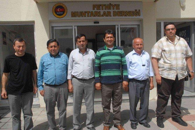 Muhtarlar Muğla'da TEK Çatı Altında Toplanmak İstiyor
