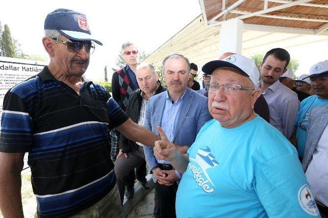 Kıbrıs'ta Yaşanan Katliamın Tanıkları Buluştu