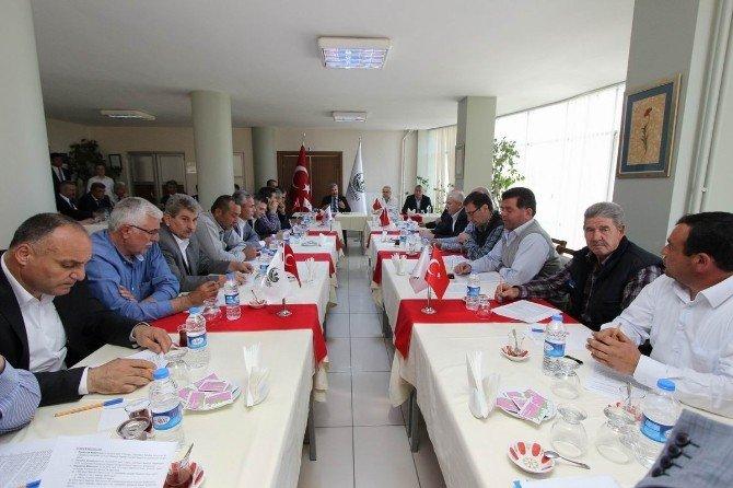 Saruhanlı Belediyesi'nin Faaliyet Raporu Kabul Edildi