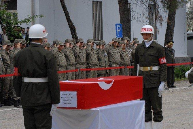 Şehit Asker Memleketine Uğurlandı