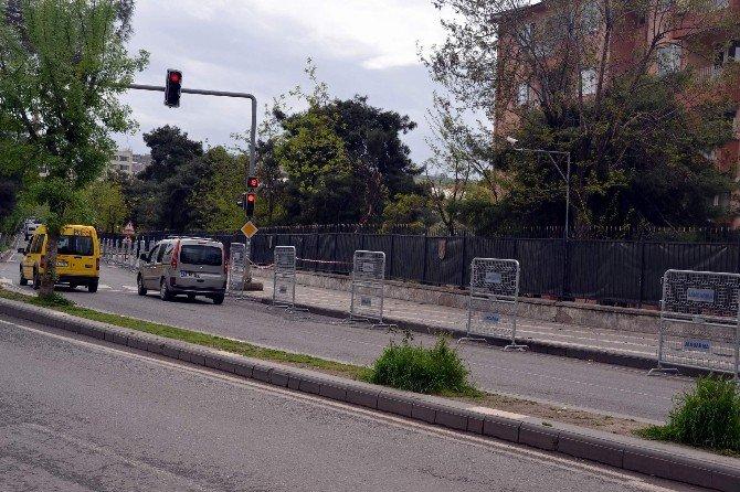 Siirt'te Güvenlik Tedbirleri Arttırıldı