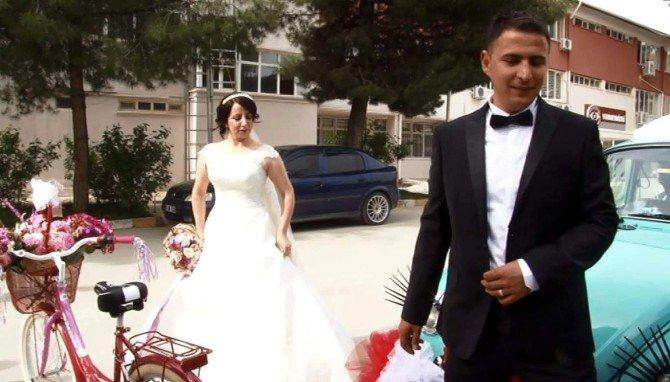 Siirt'te Evlenen Çiftlere Nostalji Yaşatılıyor