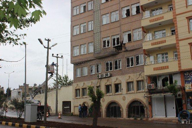 Kilis'te Roketli Saldırının Ardından