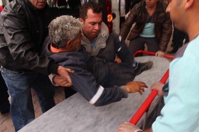 Kilis'e 2 Roket Düştü: 8 Yaralı