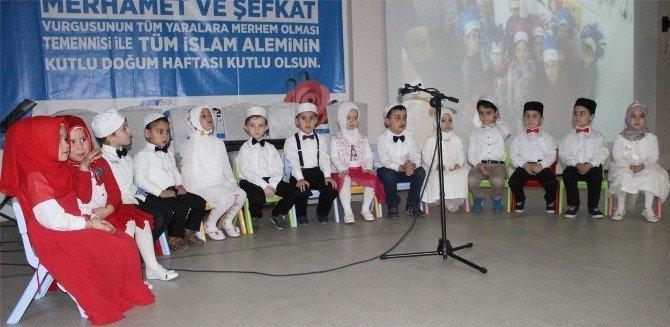 Tekkeköy'de Kutlu Doğum Programı