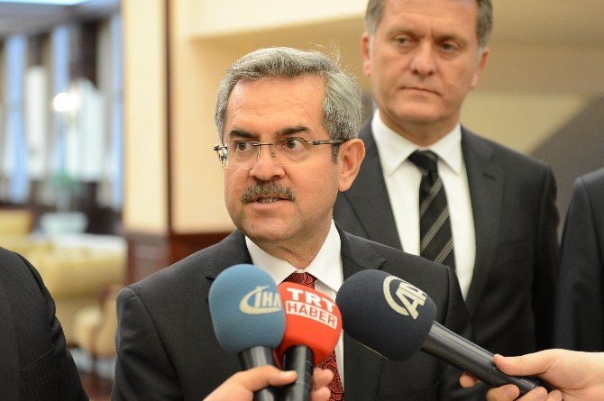 Necdet Ünüvar'dan Azerbaycan Milli Meclis Başkanı Asadov'a Başsağlığı Dilekleri