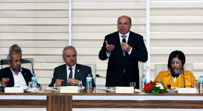 """Rektör Harmandar: """"Muğla'yı Birlikte Daha İleriye Taşıyalım"""""""