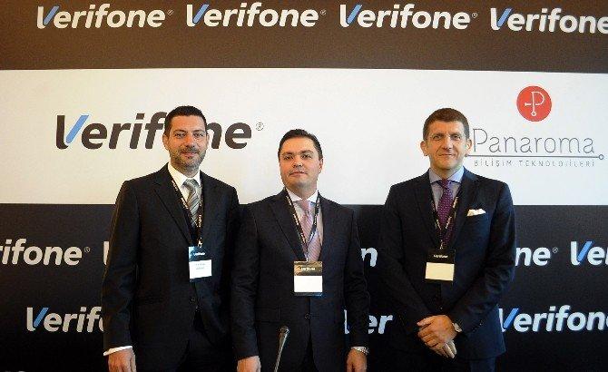 Verıfone, Yatırımlarıyla Büyümeye Devam Ediyor