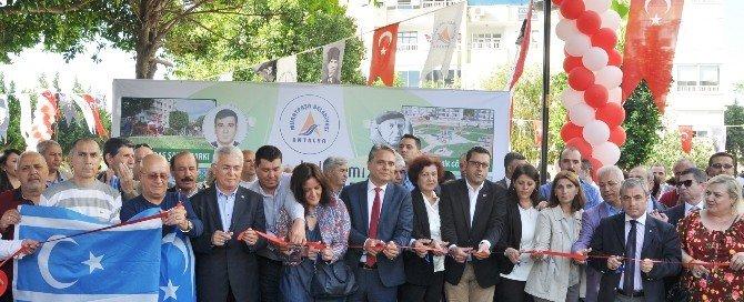 Muratpaşa'da 4 Yeni Park Halka Açıldı