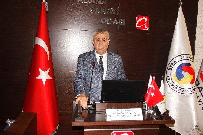 """""""KOBİ Gelişim Destek Programı"""" Adaso'da Tanıtıldı"""