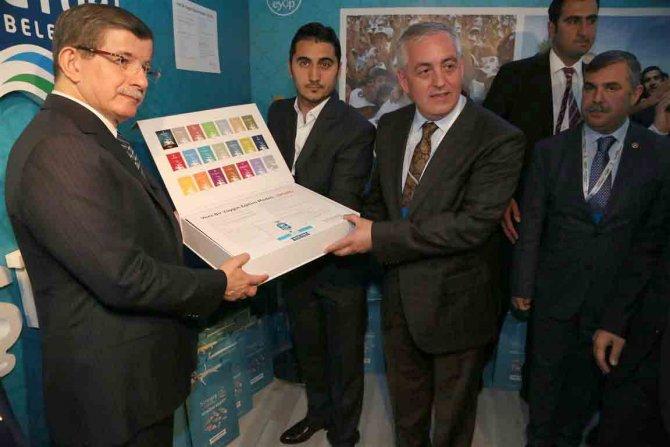 Başbakan'dan Eyüp Belediyesi'ne 'Gençlik ve Belediye' ödülü