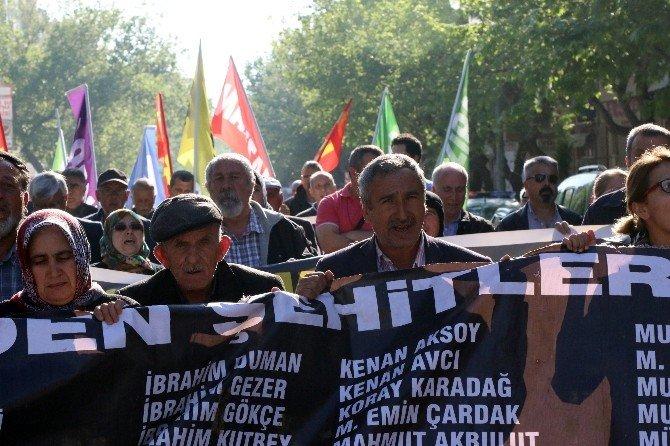 Soma Davası 7'nci Duruşması 2'nci Celsesi Başladı