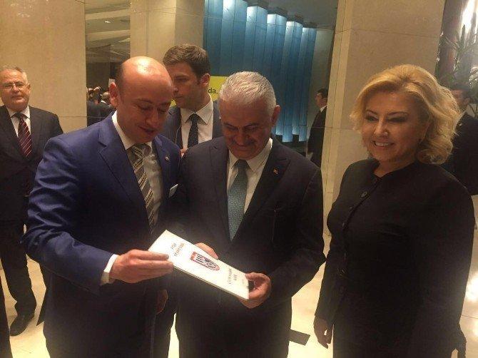 Ayto Başkanı Ülken'den Bakan Yıldırım'a Çıldır Raporu