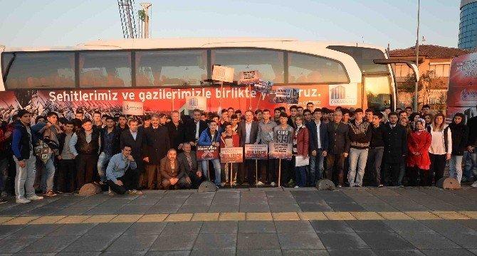 Bağcılar'da Çanakkale'yi Görmeyen Kalmayacak