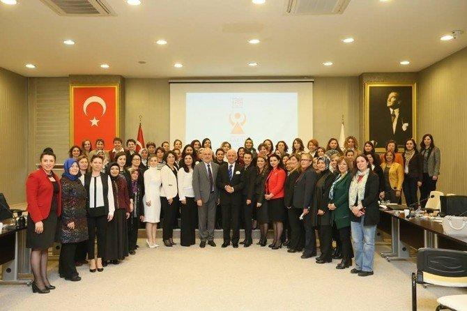 Belediye Başkanı Kamil Saraçoğlu: Türkiye'de Kadın Girişimci Sayısı Daha Da Artmalı