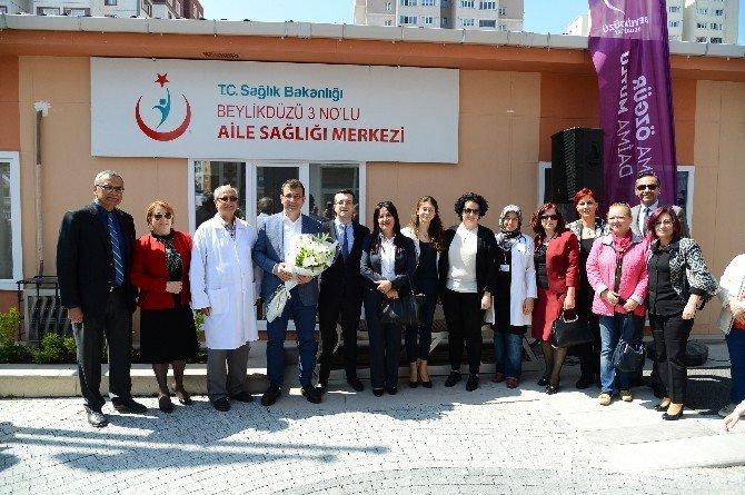 Adnan Kahveci Mahallesi Bir Sağlık Merkezine Daha Kavuştu