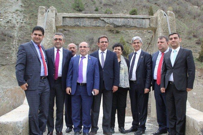 CHP Heyeti Yüksekova'ya Alınmadı
