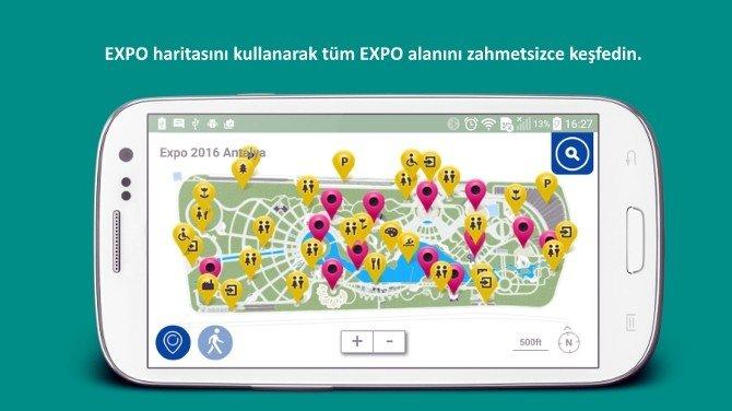 EXPO 2016 Antalya Cebe Girdi