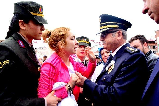 Şehit Uzman Çavuş Cantürk Memleketi Giresun'un Espiye İlçesi'nde Son Yolculuğuna Uğurlandı