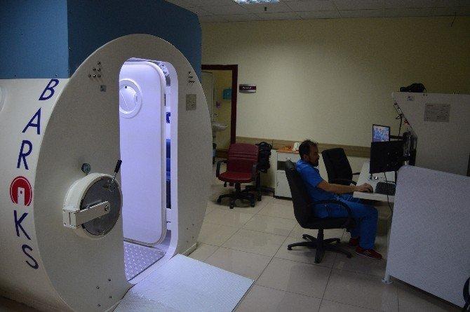 Hiperbarik Oksijen Tedavi Merkezi İle Kapanmayan Yaralar Kapanıyor