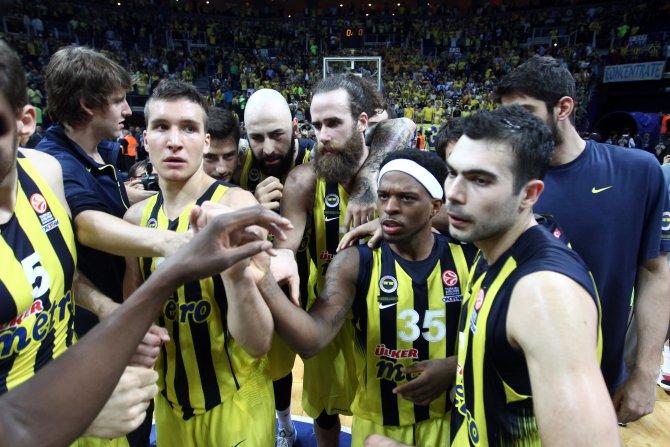 Fenerbahçe: 75 - Real Madrid: 69