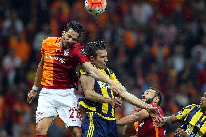Galatasaray: 0 - Fenerbahçe: 0 (İlk yarı)