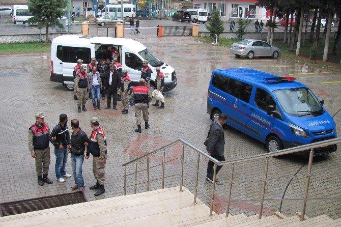 Terör Operasyonunda Gözaltına Alınan 8 Kişi Serbest Bırakıldı