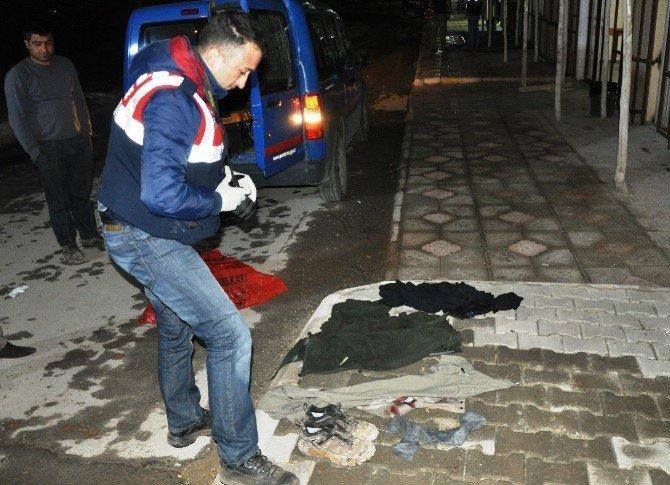 Gaziantep'te Sınırı Geçmeye Çalışan Daeş'li Öldürüldü