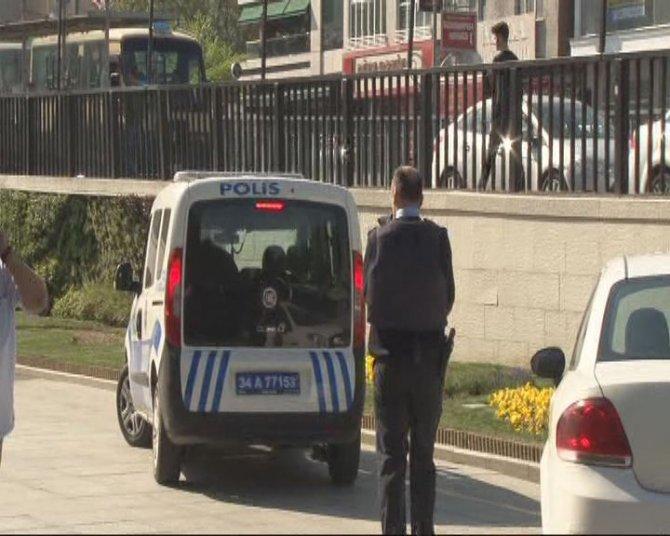 Gaziosmanpaşa Belediyesi'nde silahlı eylem