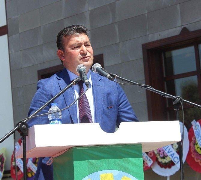 TZOB Başkanı Bayraktar Aydın'da