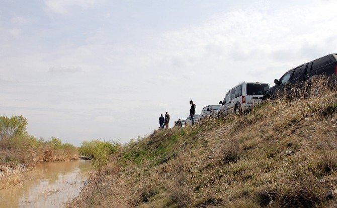 İmanov'un Cesedini Arama Çalışmaları