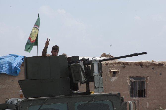 Kerkük yakınlarındaki DAEŞ saldırısını Türkmenler püskürttü